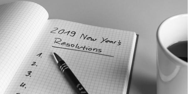 Gute Vorsätze 2019